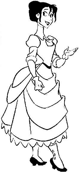 HD wallpapers coloring pages by disney
